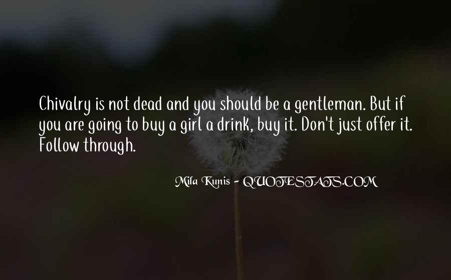 Mila Kunis Quotes #1711138