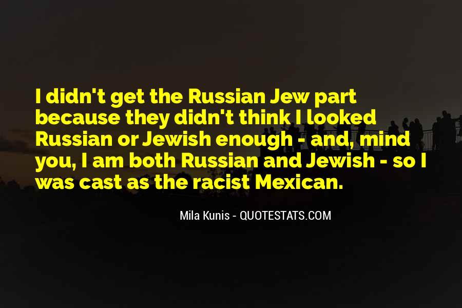 Mila Kunis Quotes #1758733