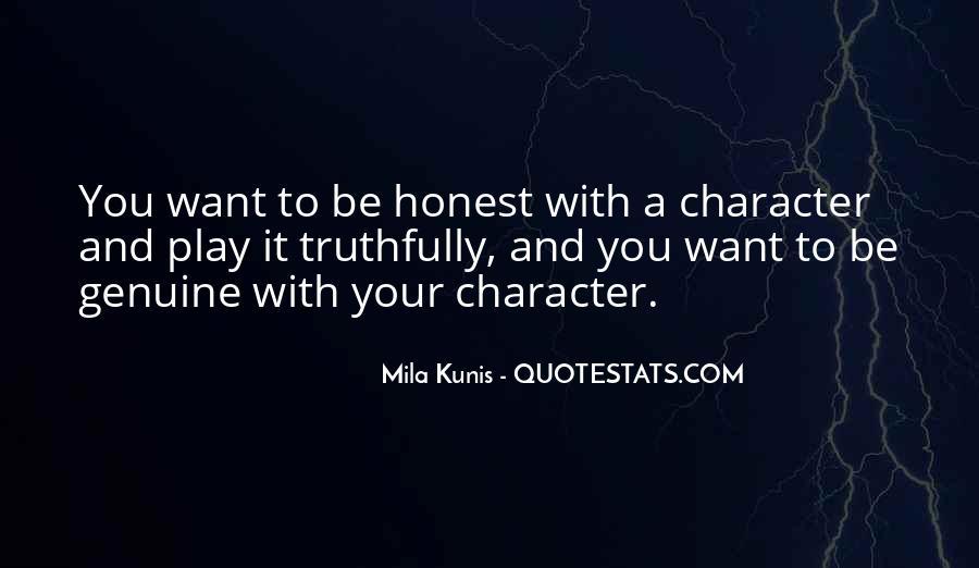 Mila Kunis Quotes #1778972