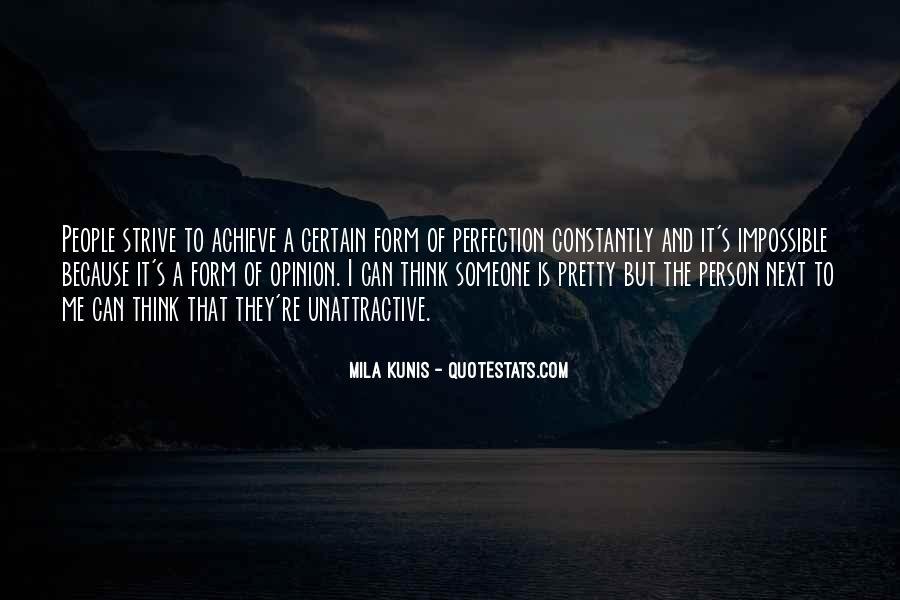 Mila Kunis Quotes #1864528