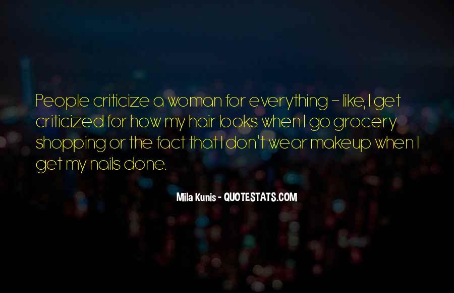 Mila Kunis Quotes #244559