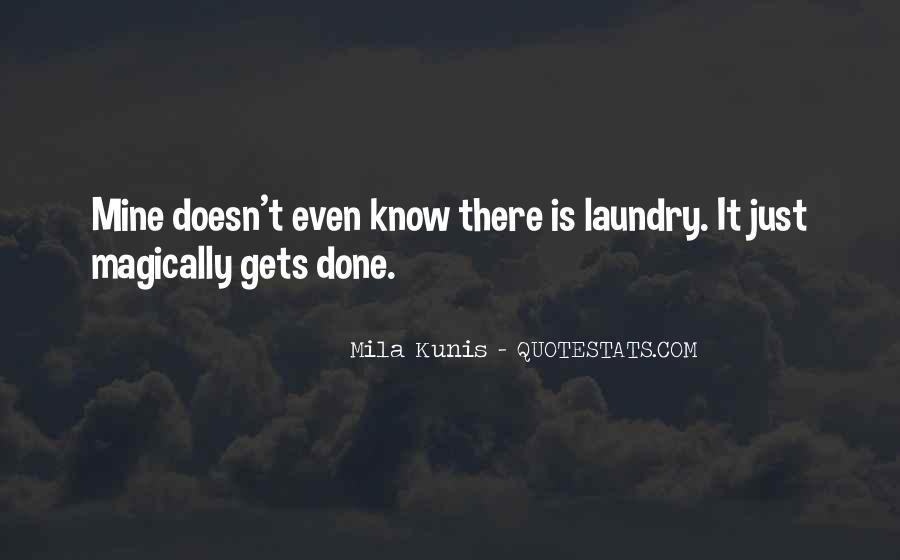 Mila Kunis Quotes #26302