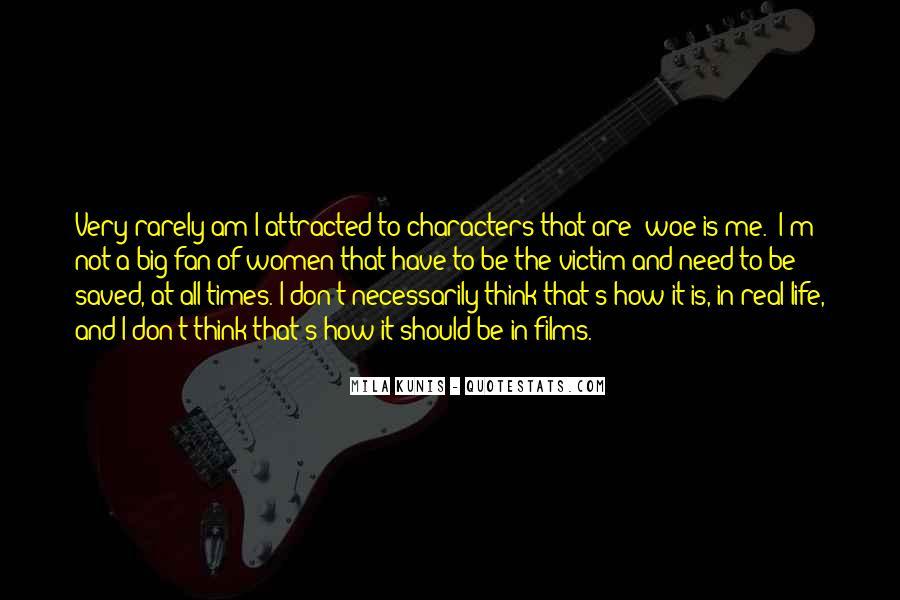 Mila Kunis Quotes #354029