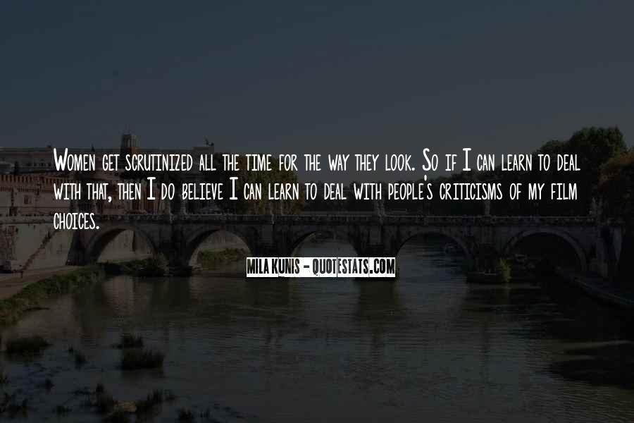 Mila Kunis Quotes #360772