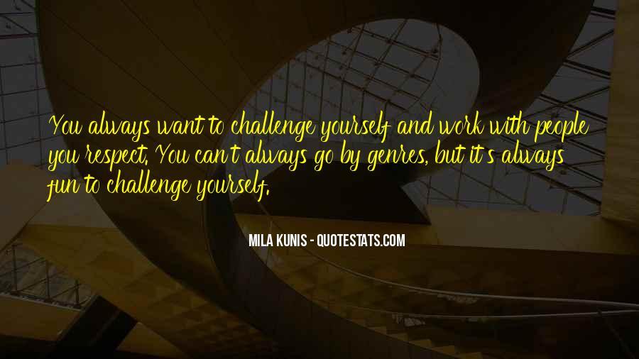 Mila Kunis Quotes #419411