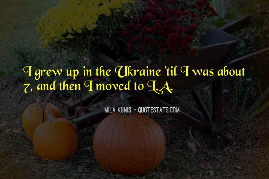 Mila Kunis Quotes #449085