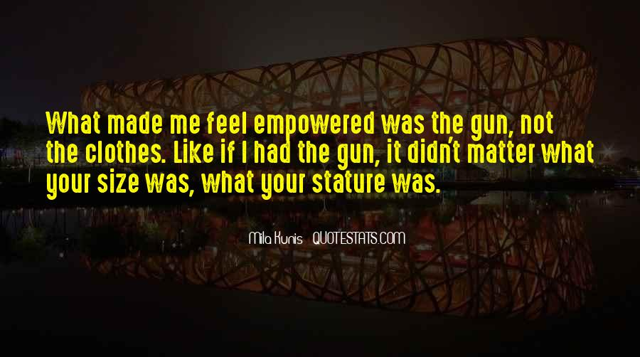Mila Kunis Quotes #571911