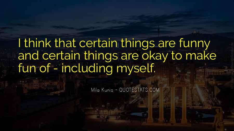 Mila Kunis Quotes #58659