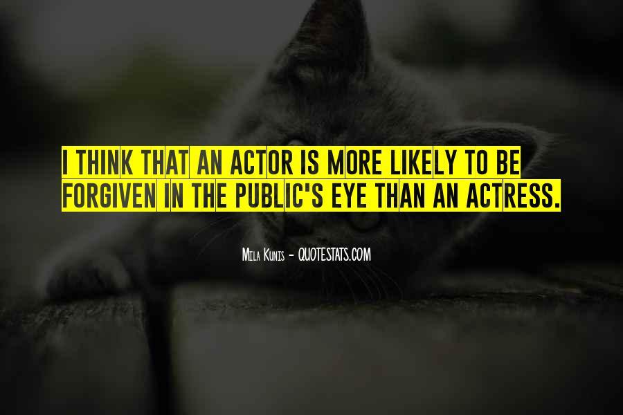 Mila Kunis Quotes #718955