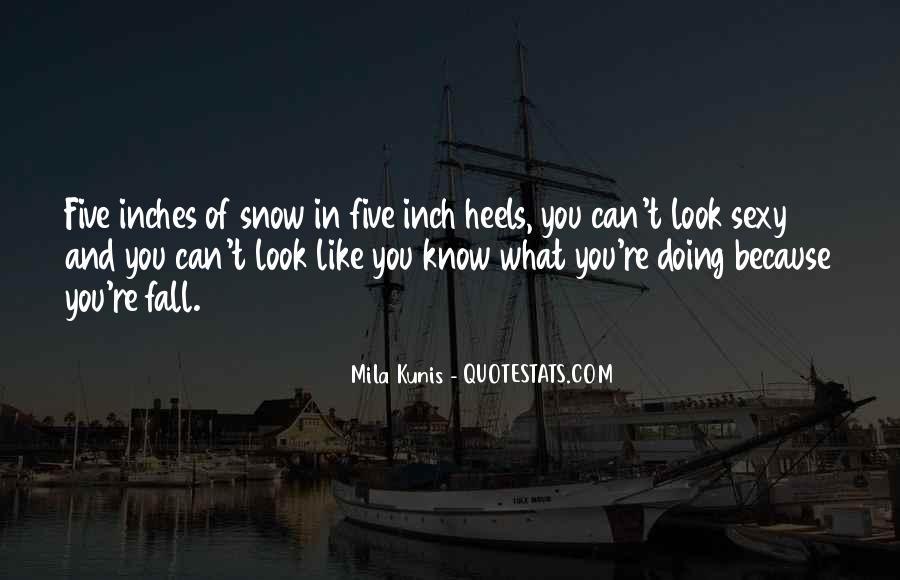 Mila Kunis Quotes #721852
