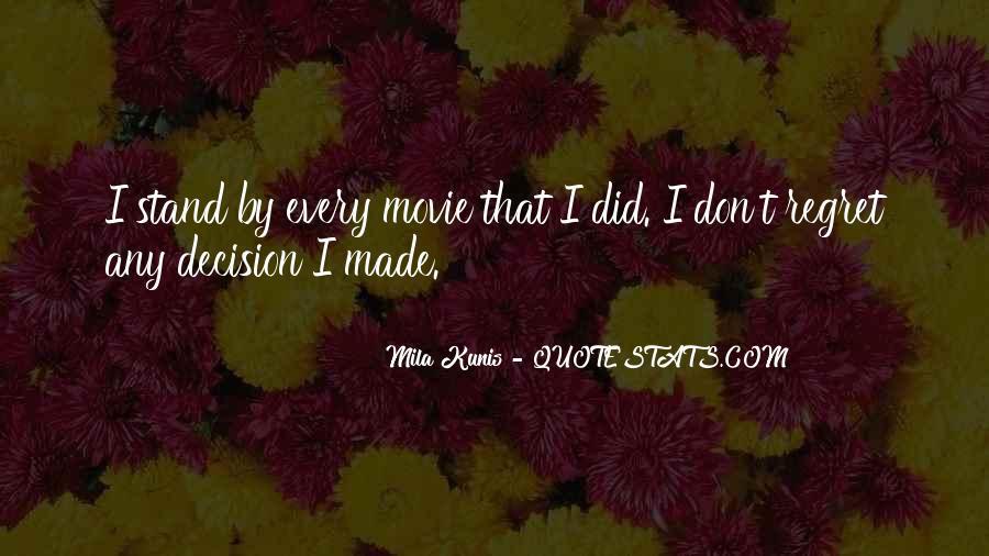 Mila Kunis Quotes #799760