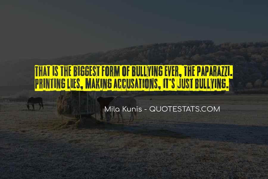 Mila Kunis Quotes #971977