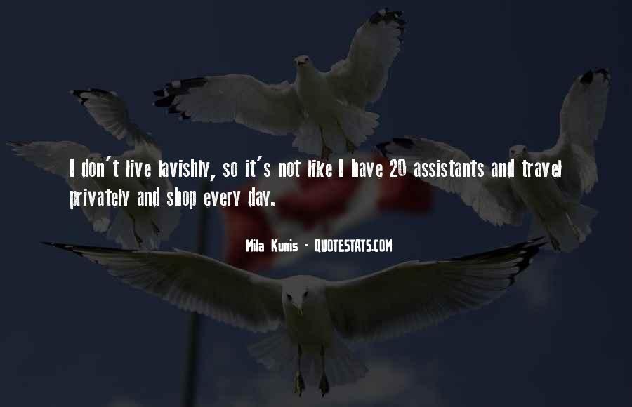 Mila Kunis Quotes #996182