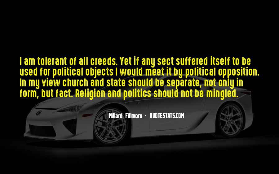 Millard Fillmore Quotes #1113821