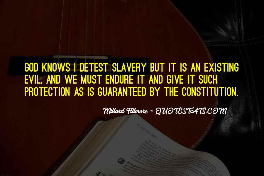 Millard Fillmore Quotes #1349091