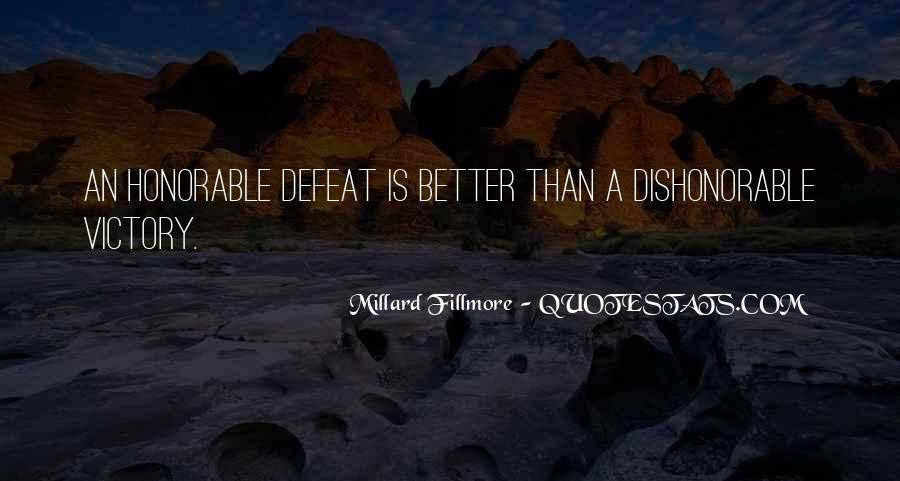 Millard Fillmore Quotes #327358
