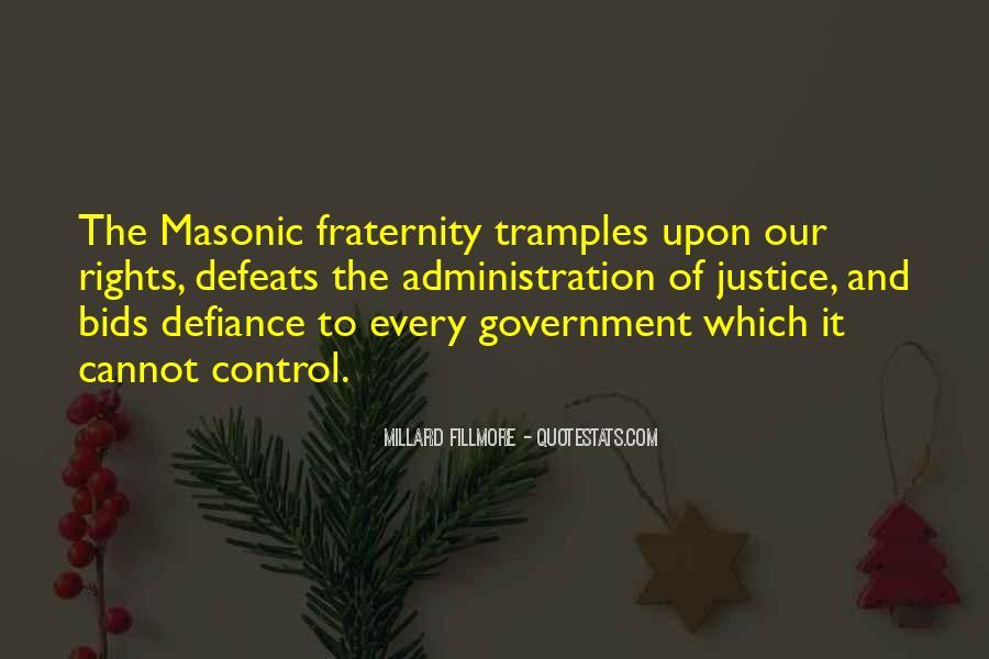 Millard Fillmore Quotes #517157