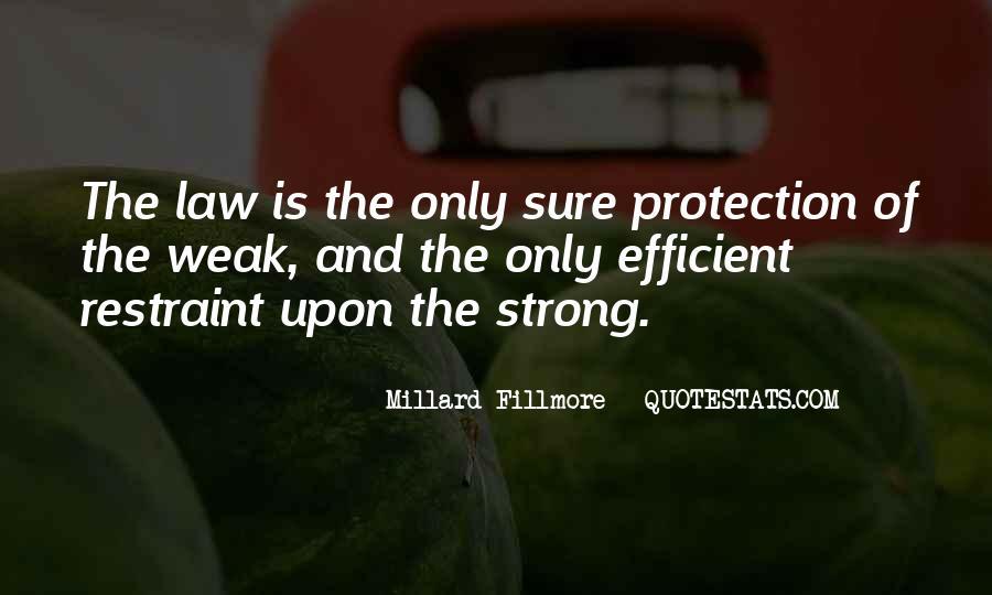 Millard Fillmore Quotes #911818