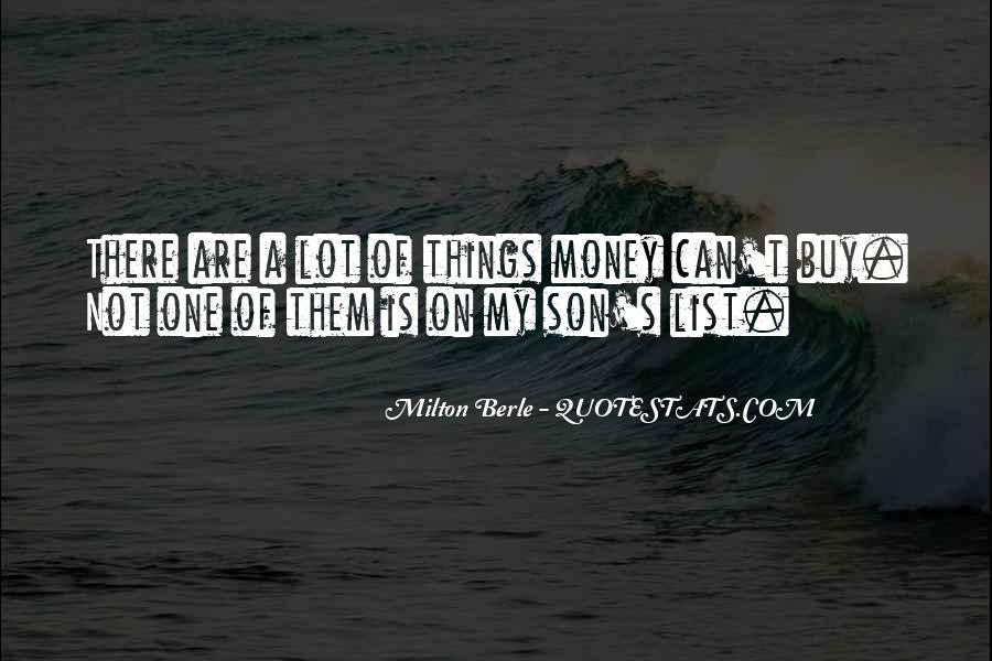 Milton Berle Quotes #1032809
