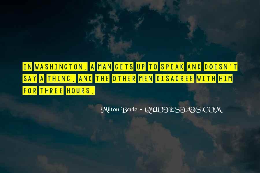 Milton Berle Quotes #1054552