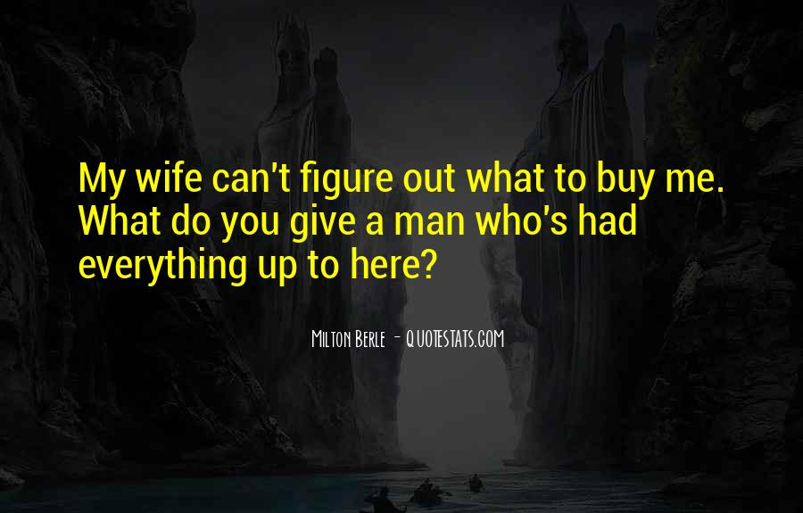 Milton Berle Quotes #1108238