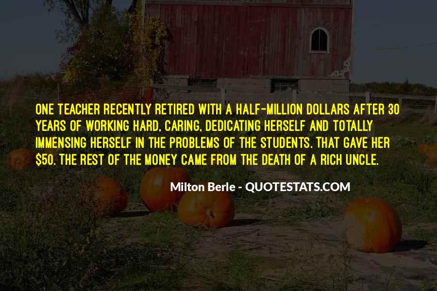 Milton Berle Quotes #1147602