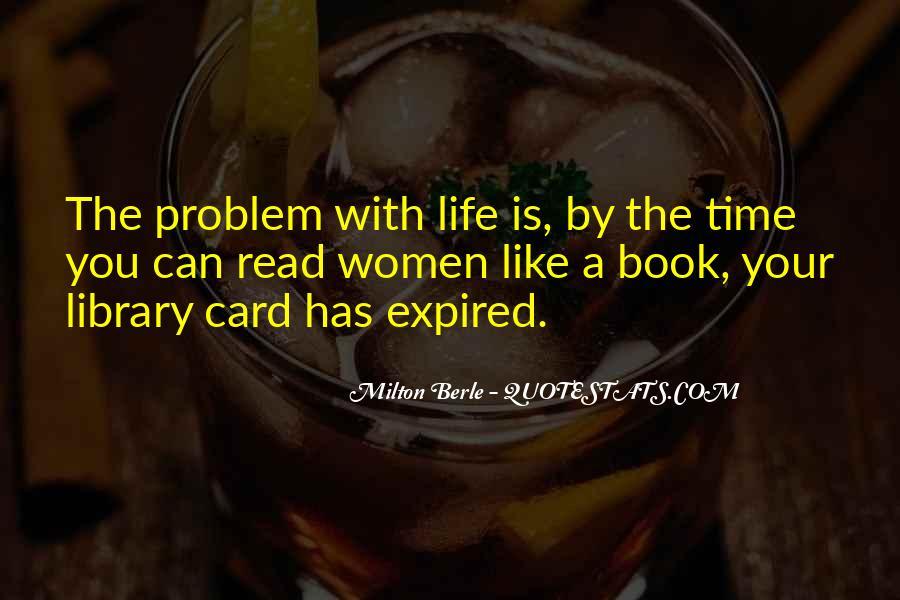 Milton Berle Quotes #1191374