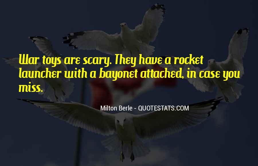 Milton Berle Quotes #127826