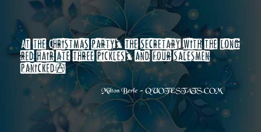 Milton Berle Quotes #1284613