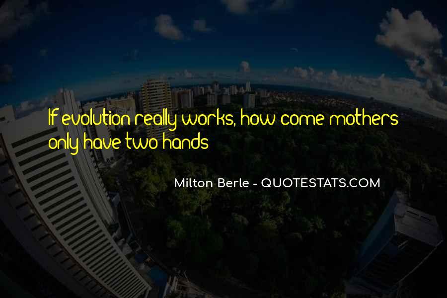 Milton Berle Quotes #1334894