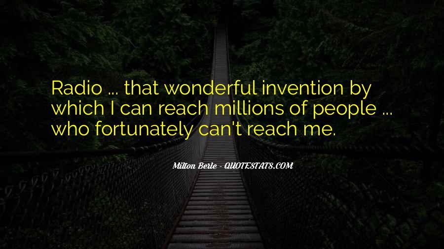 Milton Berle Quotes #1420010