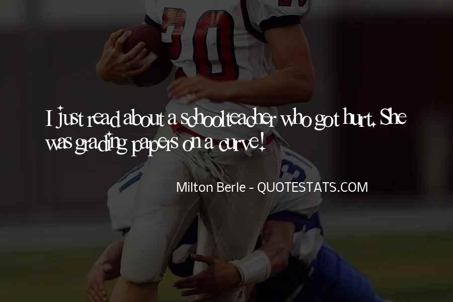 Milton Berle Quotes #1469319