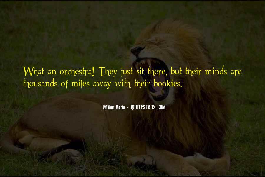Milton Berle Quotes #1498272