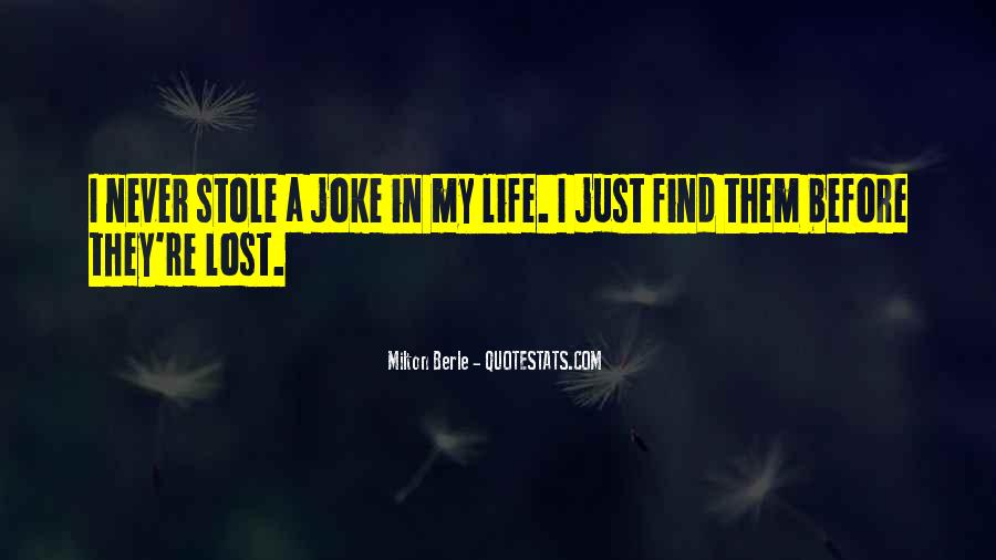 Milton Berle Quotes #1653972