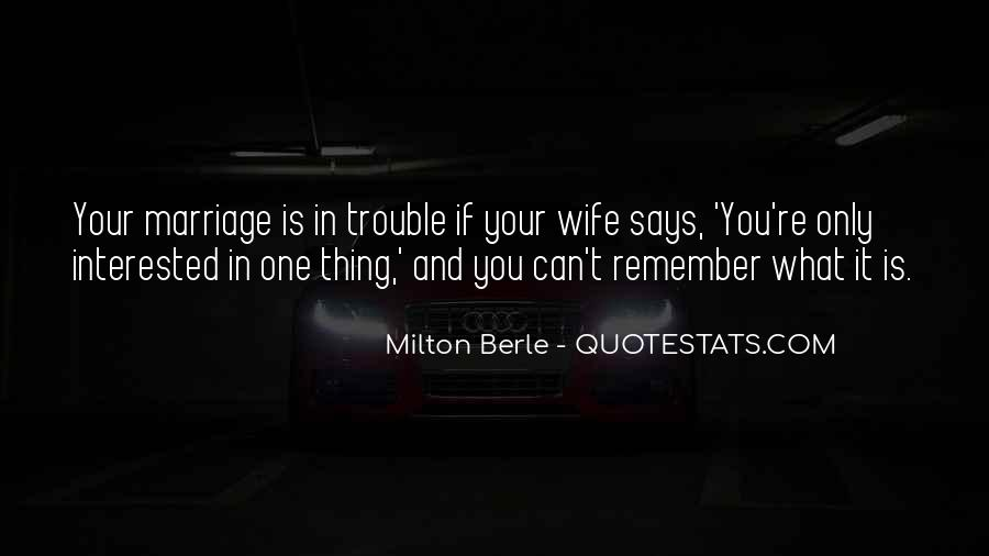 Milton Berle Quotes #1807363