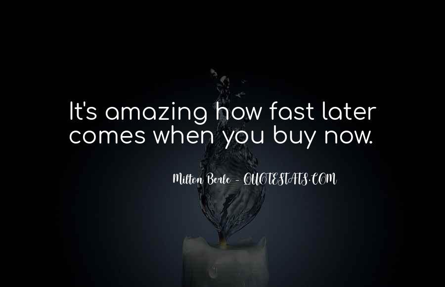 Milton Berle Quotes #298659