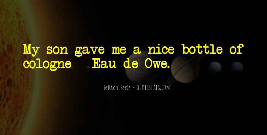 Milton Berle Quotes #324264