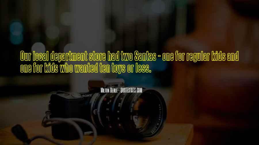 Milton Berle Quotes #353146