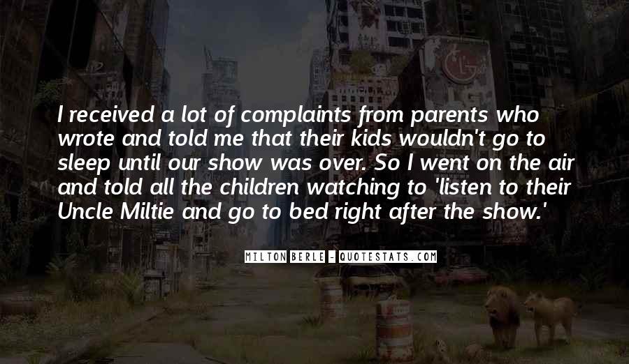 Milton Berle Quotes #429403