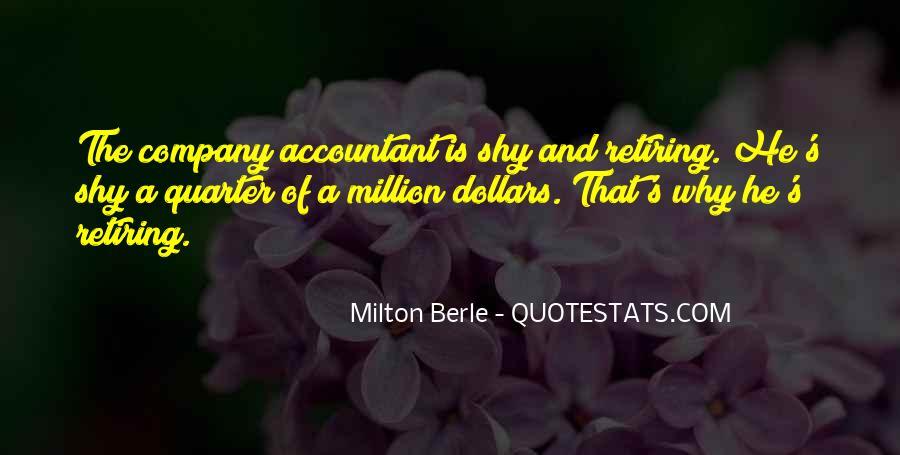 Milton Berle Quotes #454850