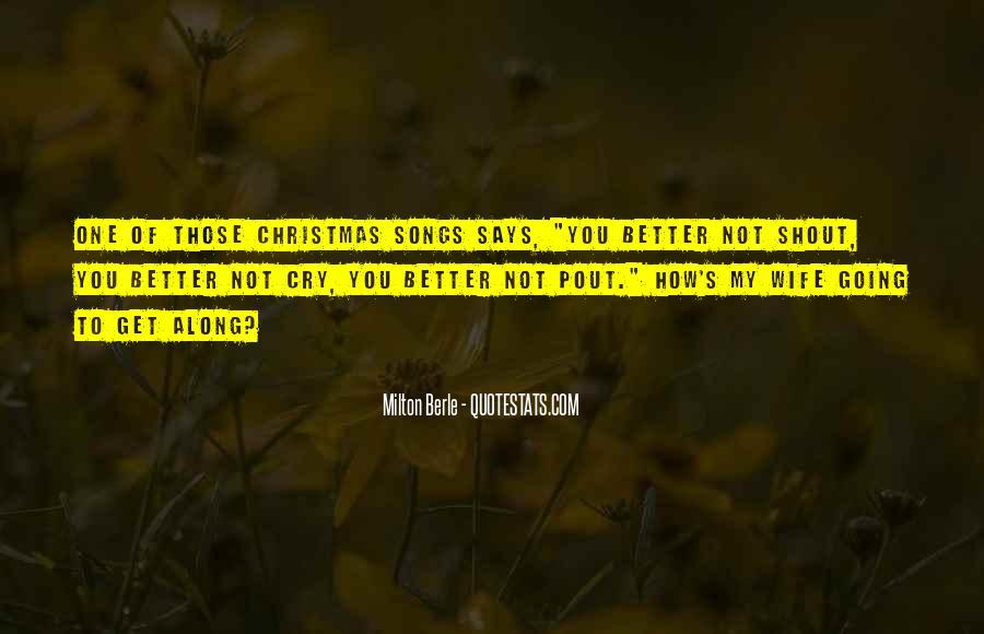 Milton Berle Quotes #459724