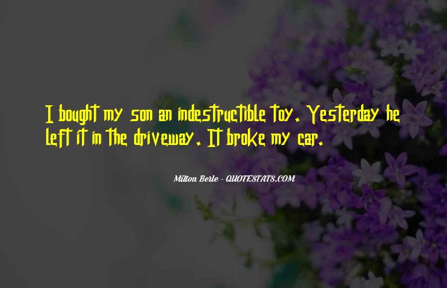 Milton Berle Quotes #549640