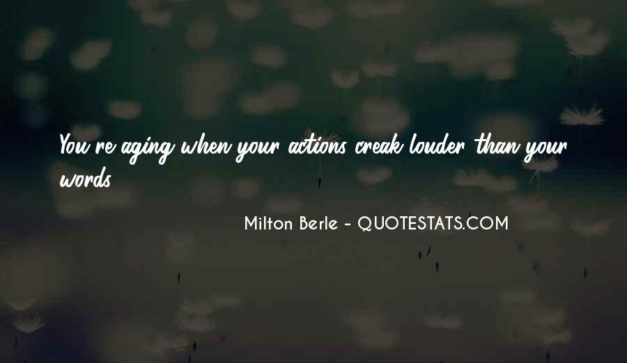 Milton Berle Quotes #550009