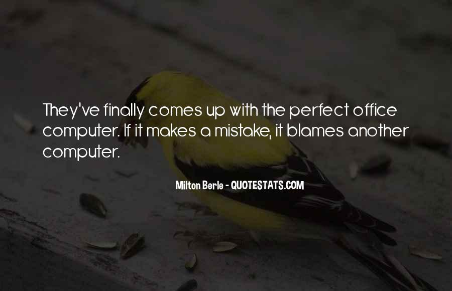 Milton Berle Quotes #613747