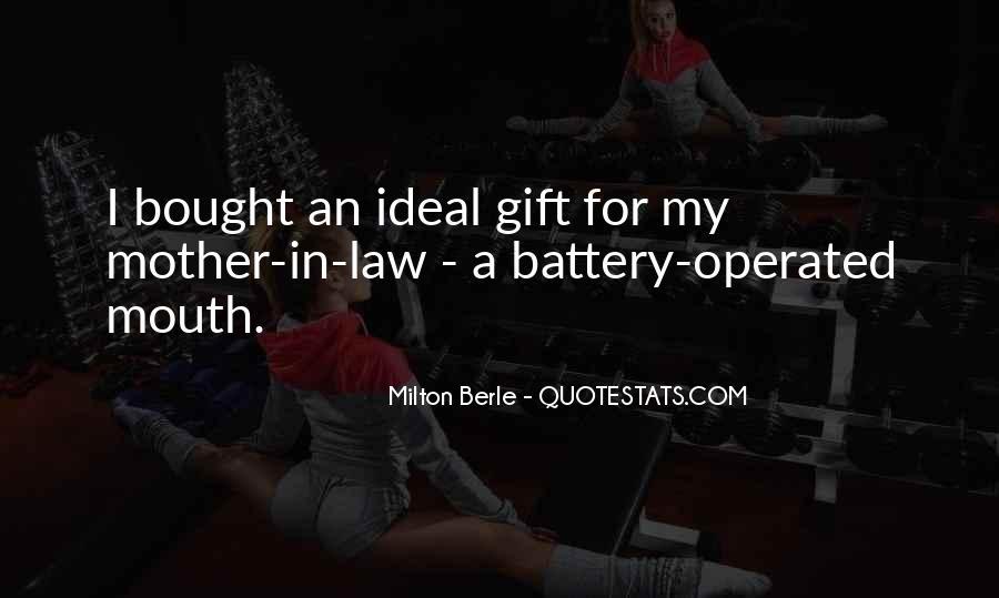 Milton Berle Quotes #73897