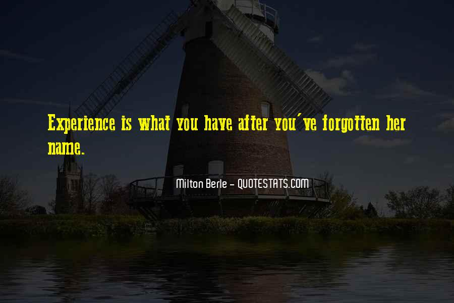 Milton Berle Quotes #749296
