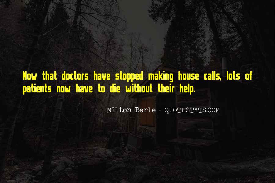 Milton Berle Quotes #749368