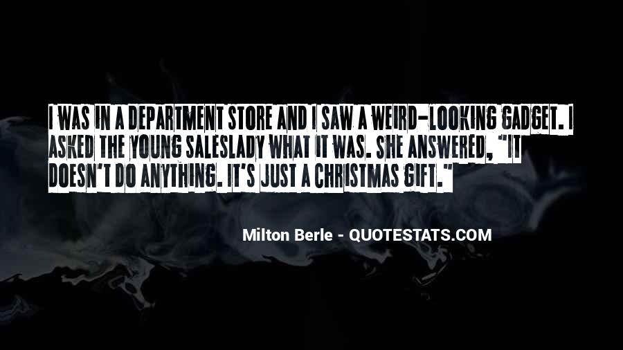 Milton Berle Quotes #775349