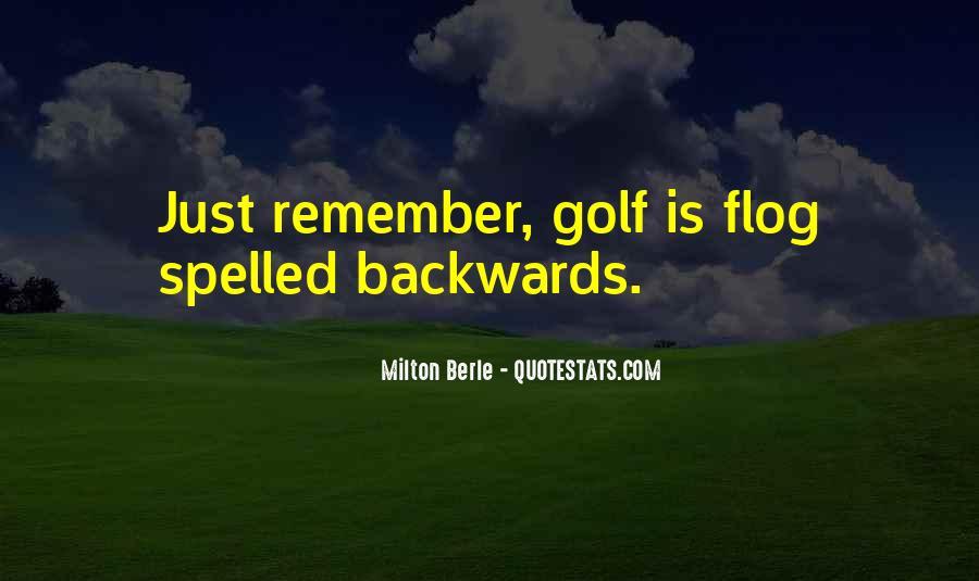 Milton Berle Quotes #805490