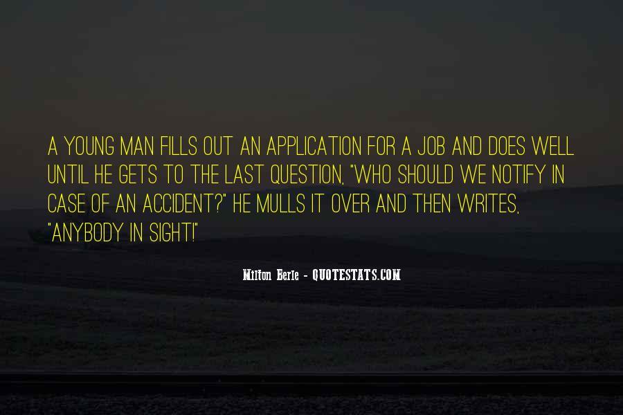 Milton Berle Quotes #936382